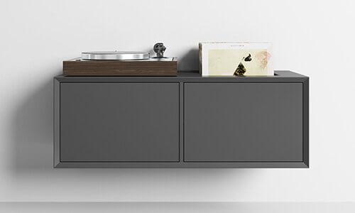 Vinyl hole