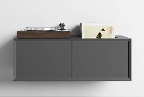 Drømmer du om en super cool opbevaring af dine favorit LP'er?