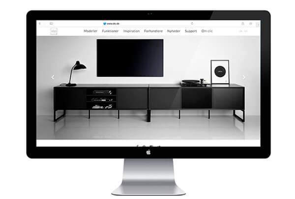 Velkommen til vores helt nye hjemmeside