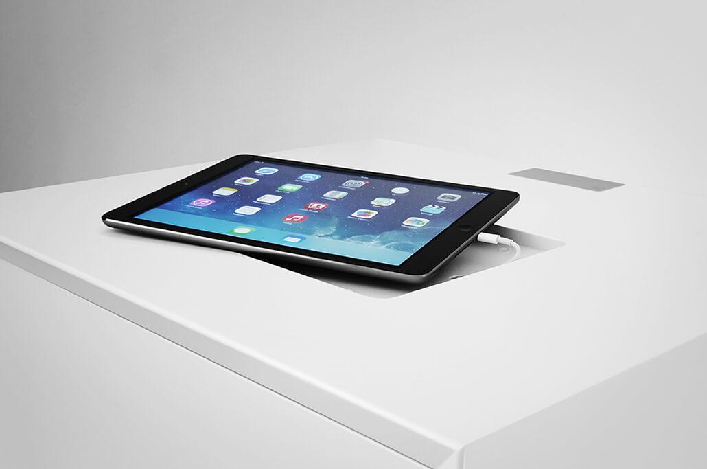 iPad Pond opdateret